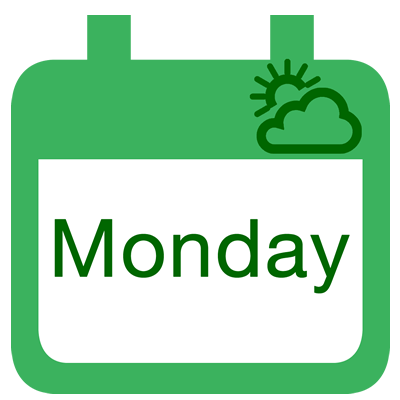 Ridewatch Monday
